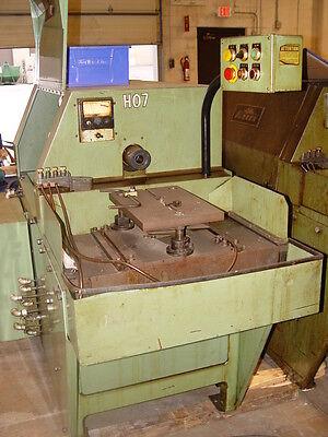 Sunnen Ah-222e Auto-stroke Horizontal Production Honing Machine W22 Stroke