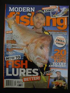 Modern Fishing magazine - March 2013 issue