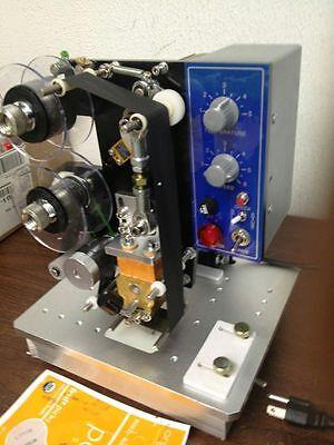 HP-241B Semi-Auto Electric Coding Printer Machine-USA STOCKED