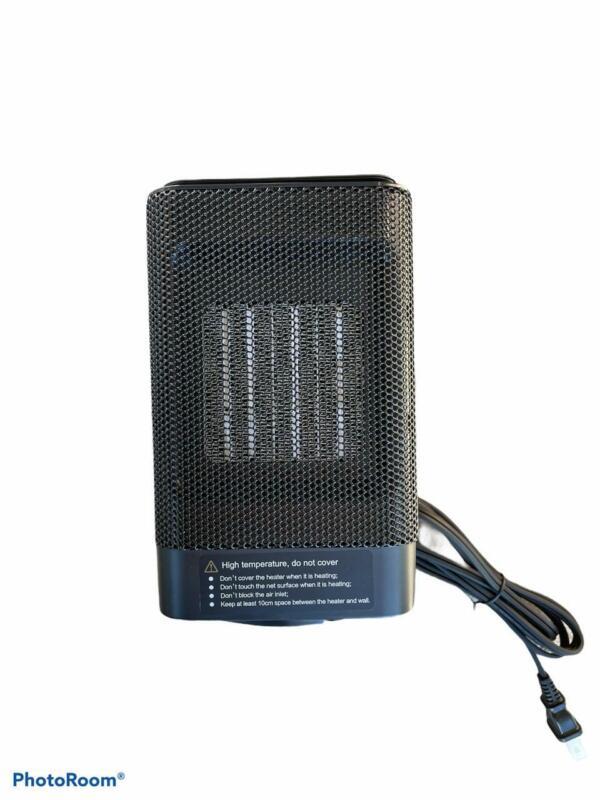 AUZKIN Space Heater, Portable Ceramic Oscillating Heater with Over-Heat
