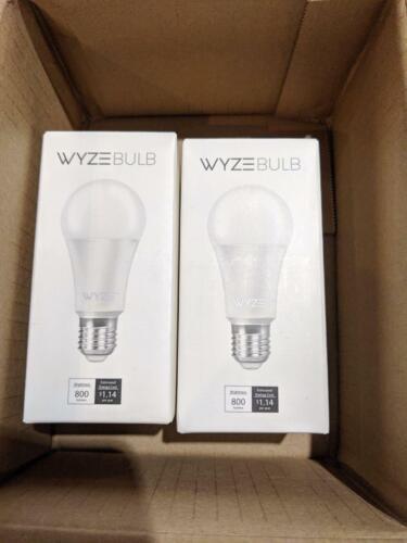 Wyze Smart Bulb - 2 pack
