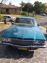1977 Holden Statesman Sedan Penrith Penrith Area Preview