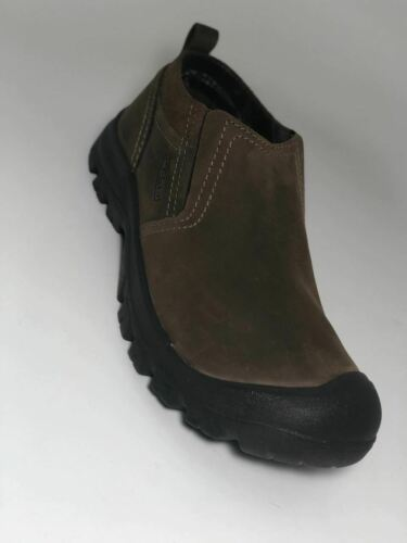 Keen Men's Grayson Slip-On Fg-M Mid Brown Scylum Boots 10189