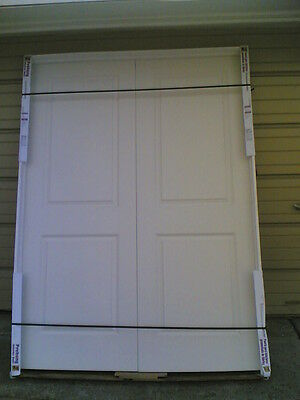 BRAND NEW: DOUBLE Pre-Hung Hollow-Core INTERIOR DOORS on Frame (59
