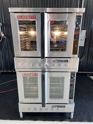 Blodgett Dfg 100 Dual Flow Commercial Gas Convection Oven