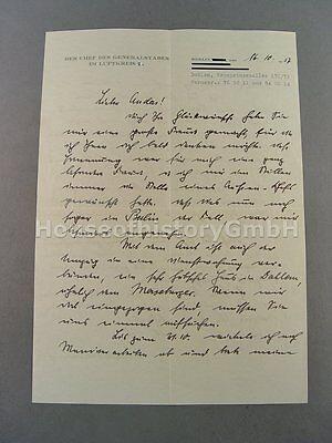 736, Unterschrift WALTER SCHWABEDISSEN, Chef im Generalstab im Luftkreis 2, 1937