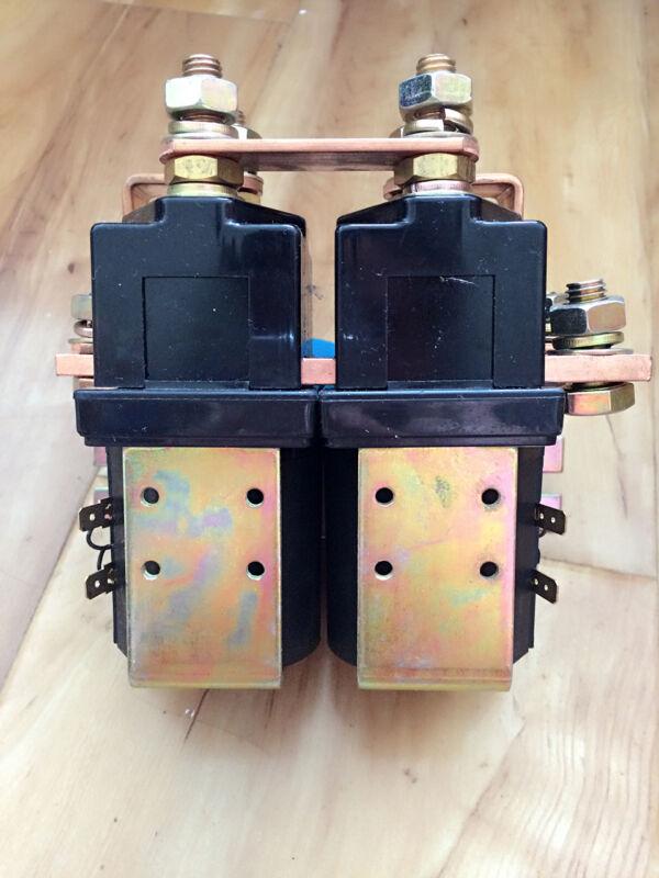 Albright SW202 Type Heav Duty Contactor solenoid 48V Way normally open contactor