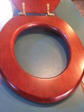 Oak Toilet seat - BRAND NEW Mosman Mosman Area Preview