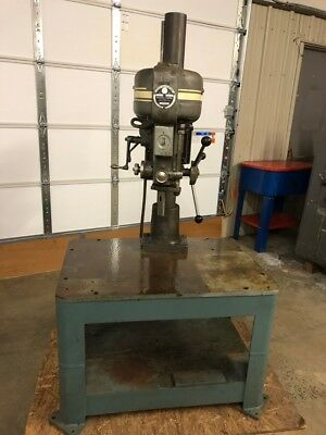 Walker-turner Drill Press