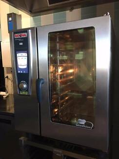 Rational SCC WE 101 | 10 Tray Combi Oven Electric