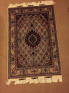 High quality hand knotted Persian carpet from Tabriz (Silk&Wool) Wollstonecraft North Sydney Area Preview