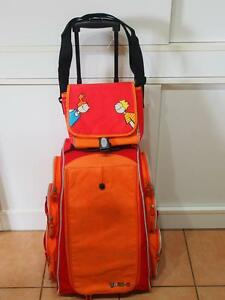 Trolley / suitcase for  kids / children JAKO-O Greenough Geraldton City Preview