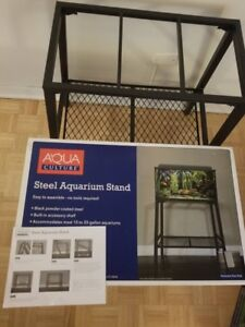 Steel Aquarium stand / support aquarium en metal