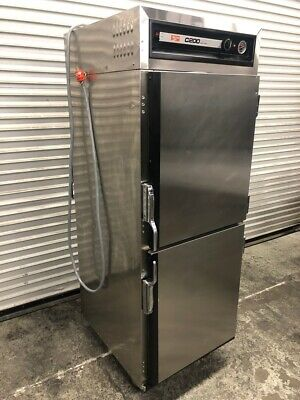 Heated Cabinet Food Warmer Cart Nsf Metro C200 Pass Thru Cc3465a 120v 3296