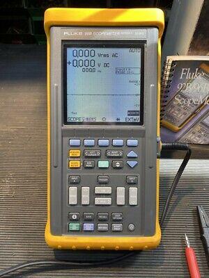Fluke 96b Oscilloscope Scopemeter Series Ii