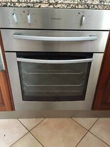 WESTINGHOUSE FAN FORCED ELECTRIC BUILT-IN OVEN & GRILL NR NEW Hunters Hill Hunters Hill Area Preview