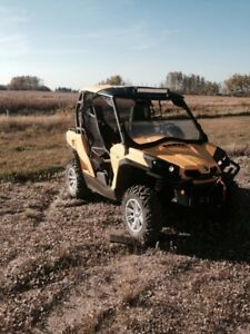 2011 Can-Am 800 Commander 800 XT