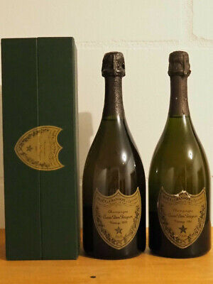 1 Flasche Dom Perignon 1993 Champagner