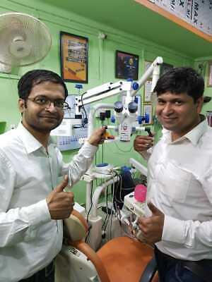 Dental Microscope - Operating Microscope Magnification Endodontics Treatment
