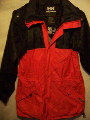 Helly Hansen Packable Waterproof Rain Jacket, Men's Small