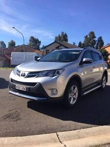 2014 Toyota RAV4 GXL Auto 2WD MY14 Options, Long Rego May 2018 West Hoxton Liverpool Area Preview