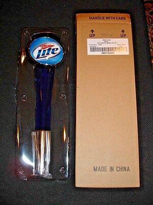 Miller Beer Tap Handles (*NEW* MILLER LITE - BEER TAP HANDLE)