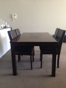 DInning table with  4 chairs 120 AUD Little Bay Eastern Suburbs Preview