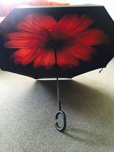 double layer umbrella