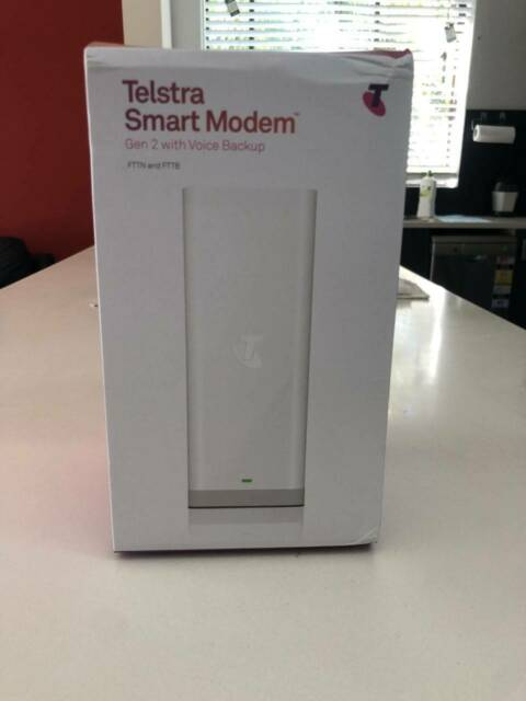 Telstra Smart Modem Gen 2 | Modems & Routers | Gumtree