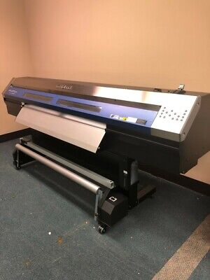 Roland Xc-540 Soljet Pro Iii Large Format Printer 54 Wide