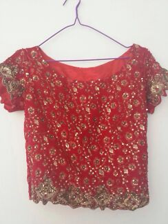 Red Indian Wedding Dress/Lengha Narre Warren South Casey Area Preview