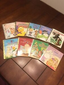 The Little Golden Books - 9 books for only $15