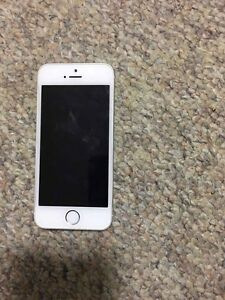 Iphone 5s 16gb White excellent condition Bentley Canning Area Preview