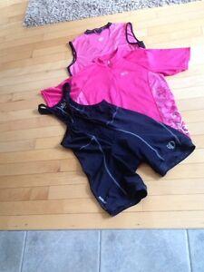 Vêtement de cycliste femme
