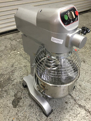New 20 Qt Mixer Planetary Table Top Atosa Ppm-20 7477 Commercial Mixing Machine