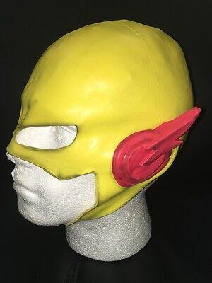 Latex Masken Uk (UK Neu Blitz Cosplay Latex Otenkopf Mütze Erwachsene Kopf Kostüm Maske)