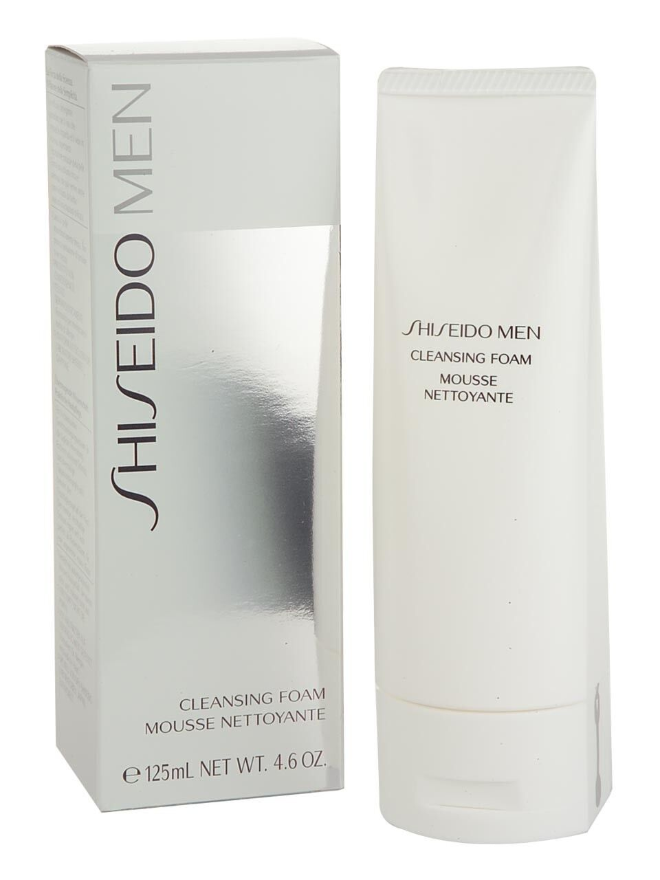 NWT !!! Shiseido Men Cleansing Foam OR SHAVING CREAM