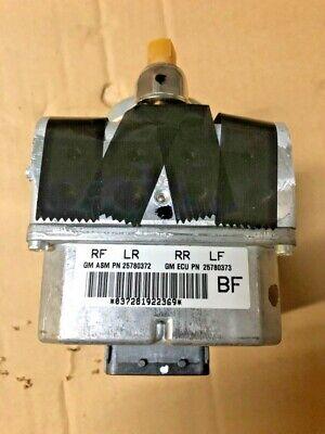 2004-2009 Cadillac SRX Anti-Lock Brake New OEM 25780372 ECU 25780373