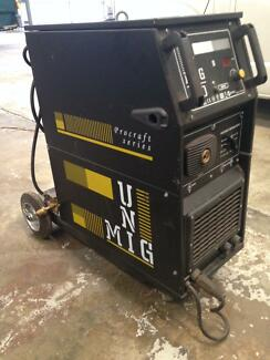 Unimig Pro Craft 240 AW2002 Mig Welder Eagle Farm Brisbane North East Preview