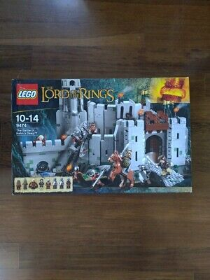 LEGO The Lord of the Rings The Battle of Helm's Deep (9474), toys