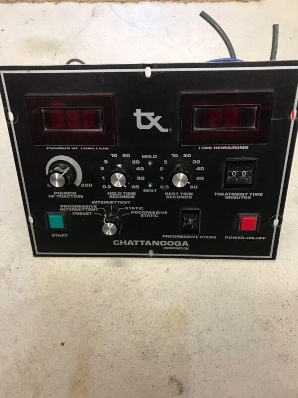 Chattanoga TXE-1 Traction Panel