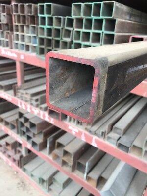 2 12 X 2 12 X 316 Steel Square Tubing X 12 Long