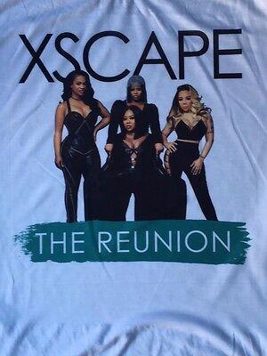 Xscape 20yr  Reunion Concert Tee Shirt