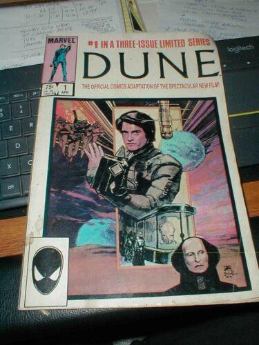 Dune #1 1985  medium grade Grade