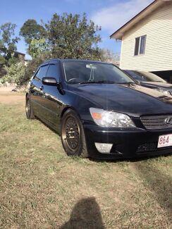 Lexus is200 Garbutt Townsville City Preview