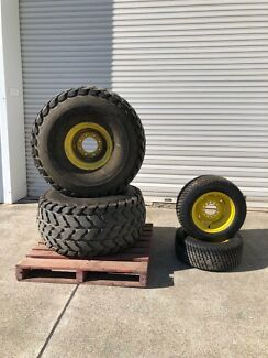 John Deere 4720 Tractor Turf Wheels & tyres Penrith Penrith Area Preview