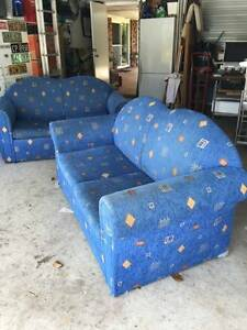 2 x Sofa Bed Nelson Bay Port Stephens Area Preview