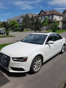 2014 Audi A4 - LOW MILAGE - NO ACCIDENT - PERFECT CONDITION