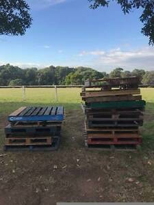 Pallets. Pick up the lot. Concord Concord West Canada Bay Area Preview