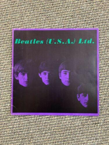 1964 Vintage Beatles (USA) ltd Tour Book Souvenir